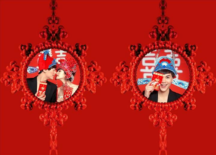 SHOWCASE TITLE: 中国式婚礼 POST TIME: 2012-4-5 13:30:07 PHOTO BY: LOCATION: Description: 红色代表着祥和喜庆,太原婚纱摄影首选品牌摩卡视觉推出一种中西结合的婚纱照,中国式婚礼既有中国的红又有代表着80.90后的喜庆,希望大家可以喜欢
