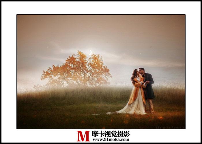 太原欧式婚纱摄影竟能拍出如此大气唯美!