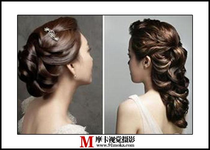 太原摩卡教您韩式新娘发型步骤令女人气质不凡 太原